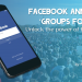 Facebook Announces 'Groups for Pages'