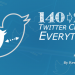 140 -> 280: Twitter Changes Everything